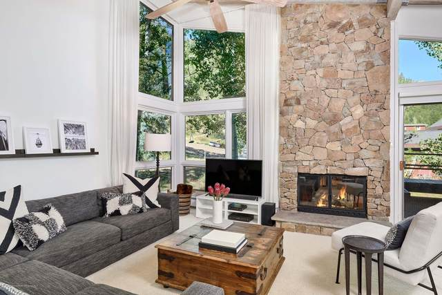 800 S Monarch Street #14, Aspen, CO 81611 (MLS #166567) :: Roaring Fork Valley Homes