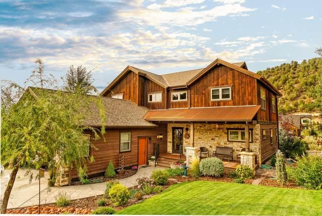 101 Cliff Rose Way, Glenwood Springs, CO 81601 (MLS #166571) :: Aspen Snowmass | Sotheby's International Realty