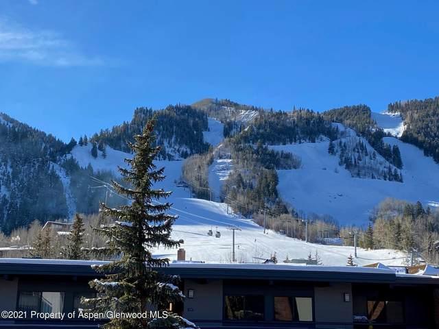 617 E Cooper Avenue #310, Aspen, CO 81611 (MLS #166585) :: Western Slope Real Estate