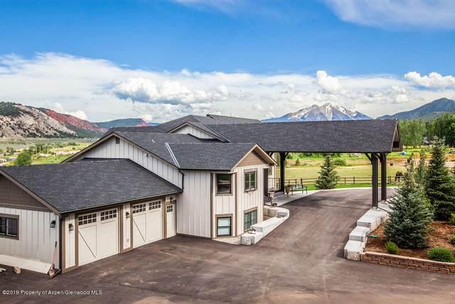 2074 County Road 109, Glenwood Springs, CO 81601 (MLS #166640) :: Western Slope Real Estate