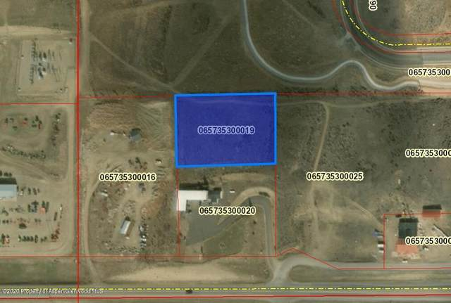 TBD Hwy 40 Frontage Rd, Craig, CO 81625 (MLS #166669) :: Roaring Fork Valley Homes