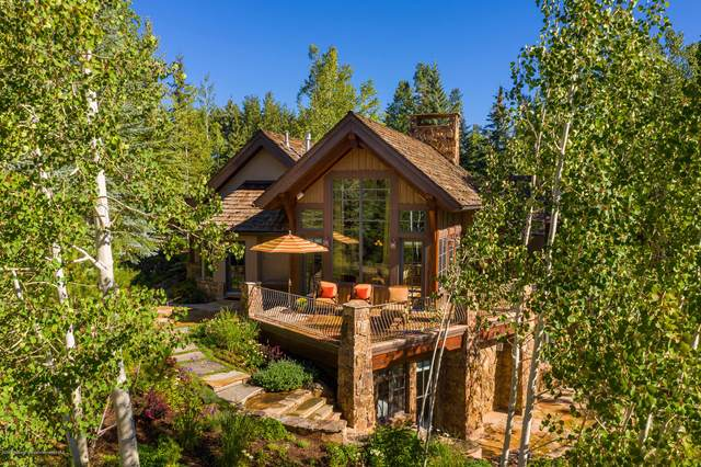 1200 Two Creeks Drive, Snowmass Village, CO 81615 (MLS #166776) :: Western Slope Real Estate