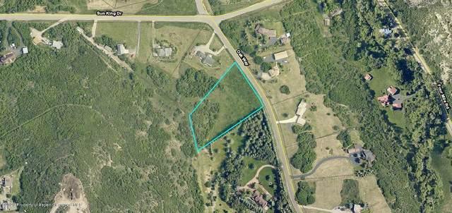 TBD S Oak Way, Glenwood Springs, CO 81601 (MLS #167078) :: Roaring Fork Valley Homes