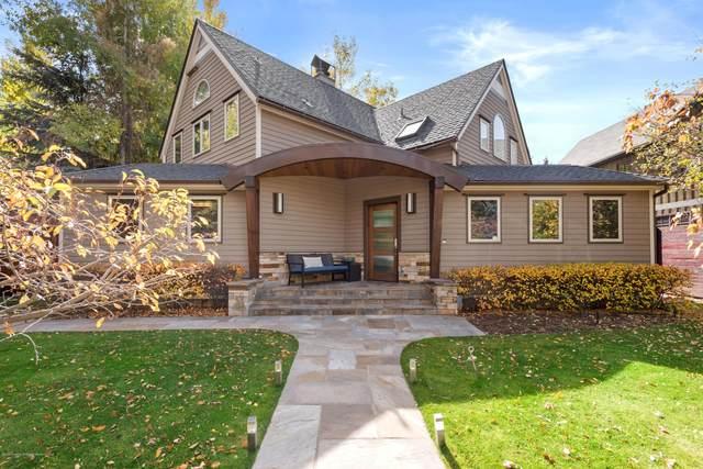 711 W Bleeker Street, Aspen, CO 81611 (MLS #167147) :: Western Slope Real Estate