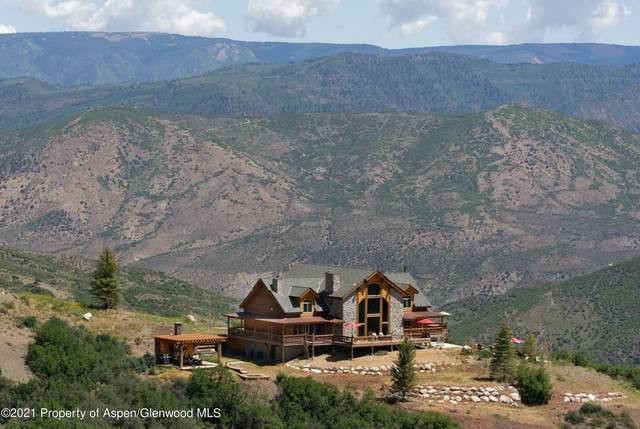 343 Monastery Cutoff Road, Snowmass, CO 81654 (MLS #167185) :: Roaring Fork Valley Homes