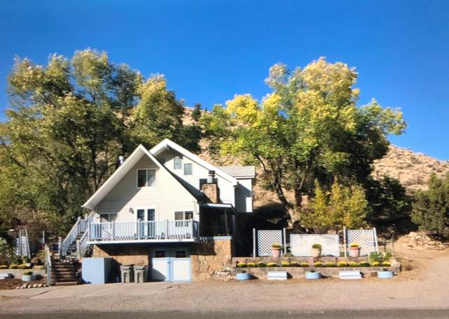 644 & 646 E Main Street, New Castle, CO 81647 (MLS #167310) :: Roaring Fork Valley Homes