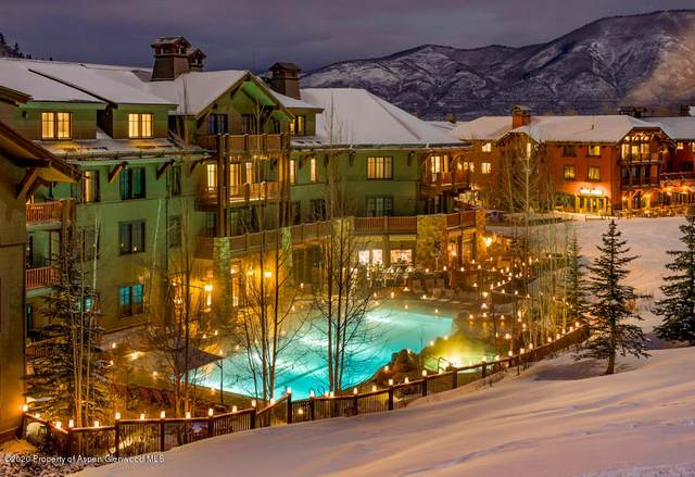 0075 Prospector Road 8305- 7, Aspen, CO 81611 (MLS #167493) :: McKinley Real Estate Sales, Inc.