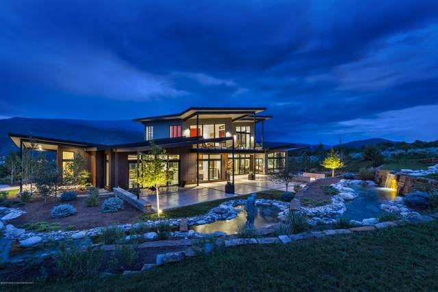 1430 Hooks Spur Road, Basalt, CO 81621 (MLS #167522) :: Roaring Fork Valley Homes