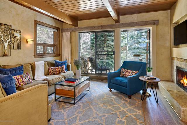610 S West End Street F-103, Aspen, CO 81611 (MLS #167560) :: Western Slope Real Estate