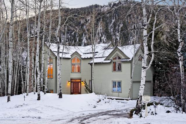 198 Eastwood Drive, Aspen, CO 81611 (MLS #167792) :: Roaring Fork Valley Homes
