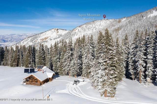 4300 Midnight Mine Road, Aspen, CO 81611 (MLS #167956) :: Roaring Fork Valley Homes