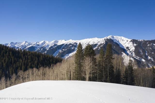 TBD Midnight Mine Road, Aspen, CO 81611 (MLS #167957) :: Western Slope Real Estate