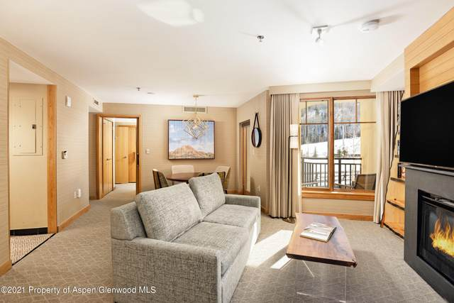 130 Wood Road #613, Snowmass Village, CO 81615 (MLS #168033) :: Western Slope Real Estate