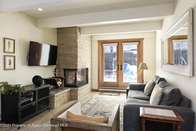 801 E Hopkins Avenue #1, Aspen, CO 81611 (MLS #168199) :: Aspen Snowmass | Sotheby's International Realty