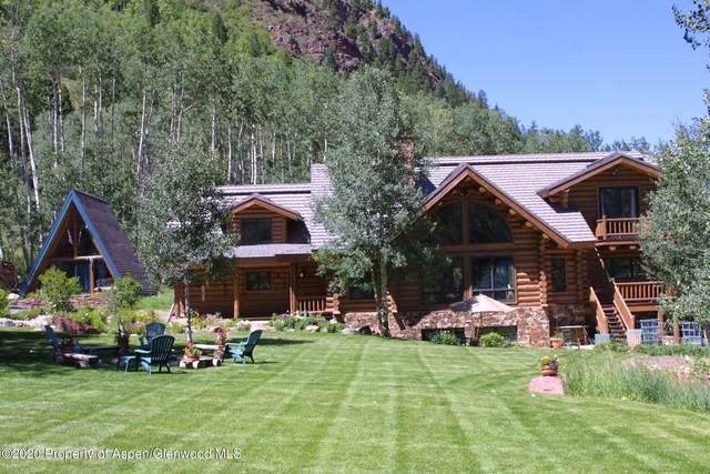 301/301 Conundrum Creek Road, Aspen, CO 81611 (MLS #168216) :: Aspen Snowmass   Sotheby's International Realty