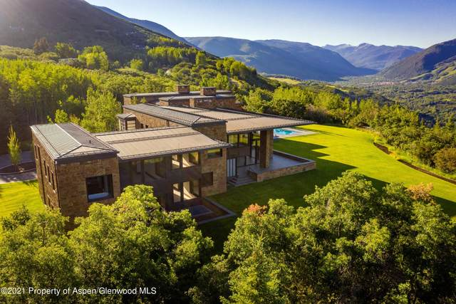 1000 S Starwood Drive, Aspen, CO 81611 (MLS #168411) :: Roaring Fork Valley Homes