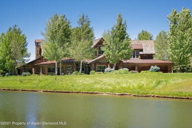 929 Cedar Creek Drive, Carbondale, CO 81623 (MLS #168742) :: Western Slope Real Estate