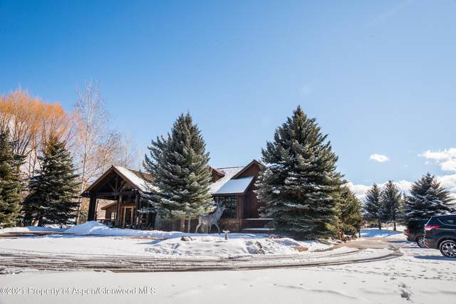 38 E Diamond A Ranch Road, Carbondale, CO 81623 (MLS #168748) :: Western Slope Real Estate