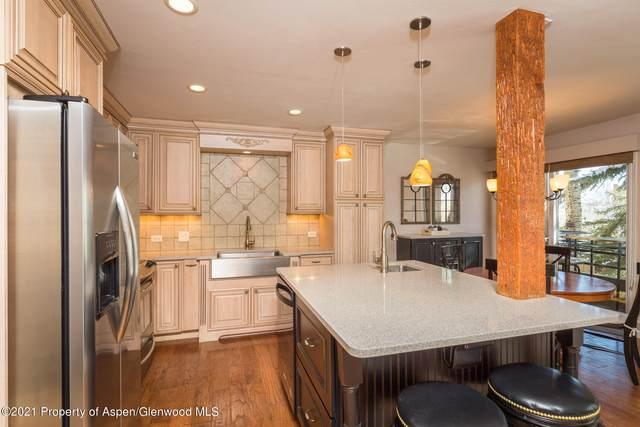 35 Lower Woodbridge Road T169, Snowmass Village, CO 81615 (MLS #168777) :: McKinley Real Estate Sales, Inc.