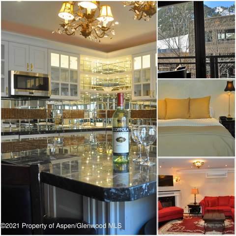 555 E Durant 2D, Aspen, CO 81611 (MLS #168789) :: McKinley Real Estate Sales, Inc.