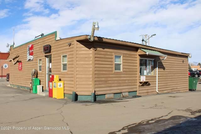 606 Market Street, Meeker, CO 81641 (MLS #168791) :: The Weber Boxer Group | Douglas Elliman
