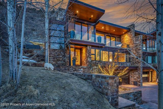 1564 Silver King Drive, Aspen, CO 81611 (MLS #169070) :: Western Slope Real Estate