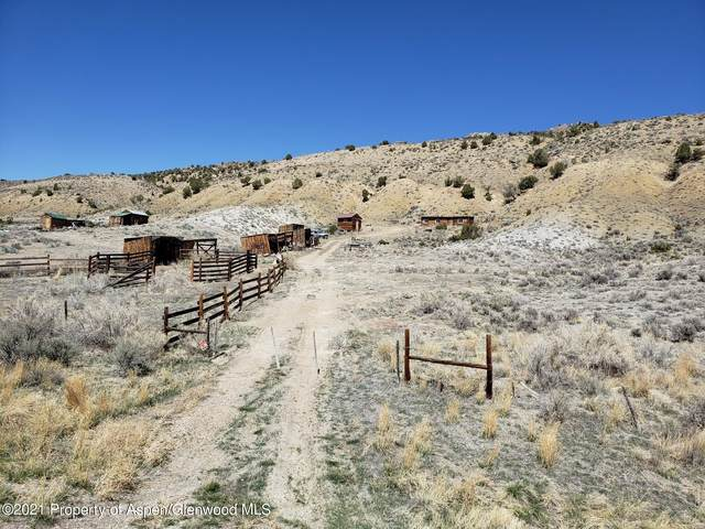 6363 Cr  104, Dinosaur, CO 81610 (MLS #169431) :: Western Slope Real Estate
