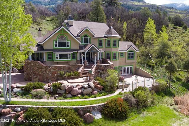 17683 Highway 133, Redstone, CO 81623 (MLS #169445) :: The Weber Boxer Group | Douglas Elliman