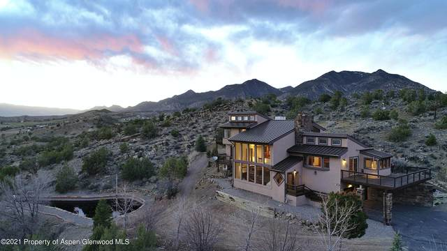 534 Panoramic Drive, Silt, CO 81652 (MLS #169467) :: Roaring Fork Valley Homes