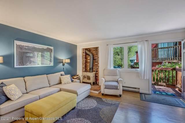 634 Davis Drive Apt 3, Glenwood Springs, CO 81601 (MLS #169514) :: Roaring Fork Valley Homes