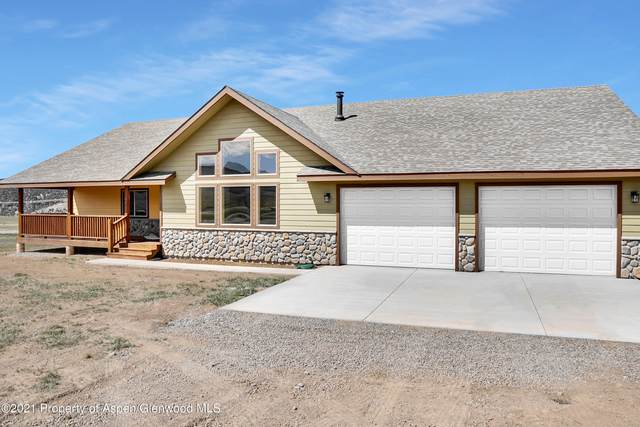 1600 White River Road, Meeker, CO 81641 (MLS #169784) :: Roaring Fork Valley Homes