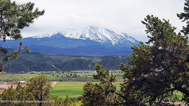 TBD Wooden Deer Road, Carbondale, CO 81623 (MLS #169915) :: Roaring Fork Valley Homes