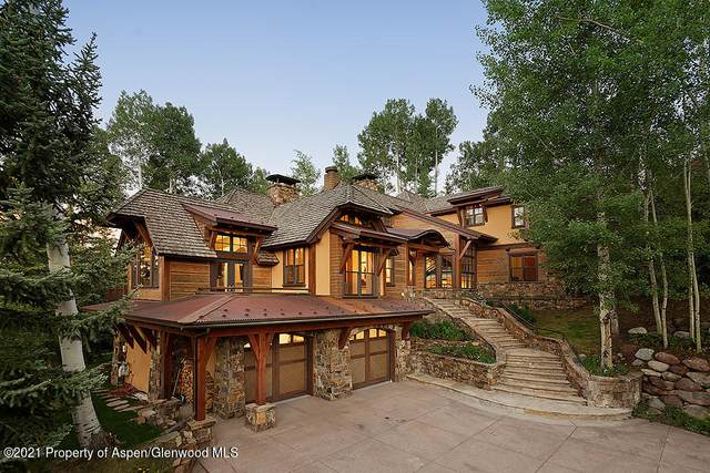 1000 Two Creeks Drive, Snowmass Village, CO 81615 (MLS #169990) :: Roaring Fork Valley Homes