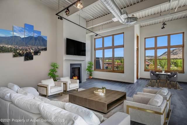 231 Robinson Street #322, Basalt, CO 81621 (MLS #170095) :: Roaring Fork Valley Homes
