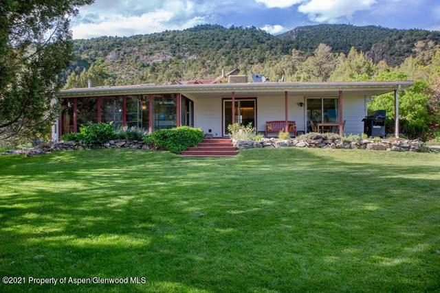 317 Sunny Acres Road, Glenwood Springs, CO 81601 (MLS #170171) :: Western Slope Real Estate