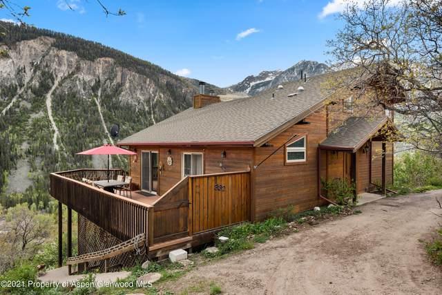 832 Serpentine Trail, Marble, CO 81623 (MLS #170226) :: Roaring Fork Valley Homes
