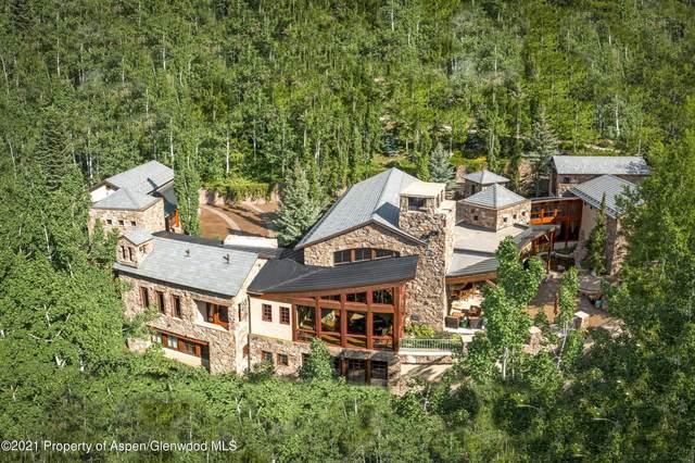 170 Falcon Road, Aspen, CO 81611 (MLS #170420) :: Aspen Snowmass | Sotheby's International Realty
