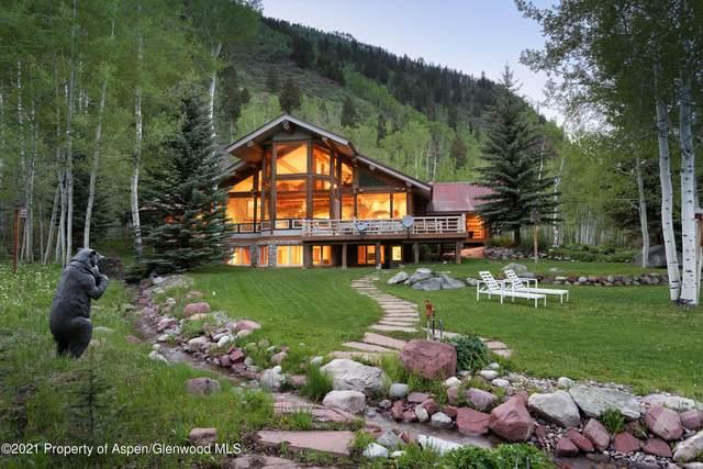 303 Conundrum Creek Road, Aspen, CO 81611 (MLS #170446) :: Aspen Snowmass   Sotheby's International Realty