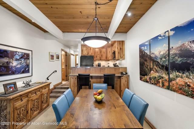 610 S West End Street A104, Aspen, CO 81611 (MLS #170501) :: Aspen Snowmass | Sotheby's International Realty