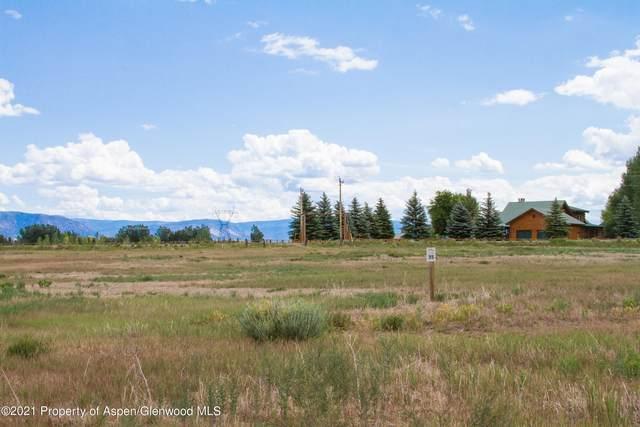 1325 Flag Creek Drive, Meeker, CO 81641 (MLS #170543) :: Aspen Snowmass | Sotheby's International Realty