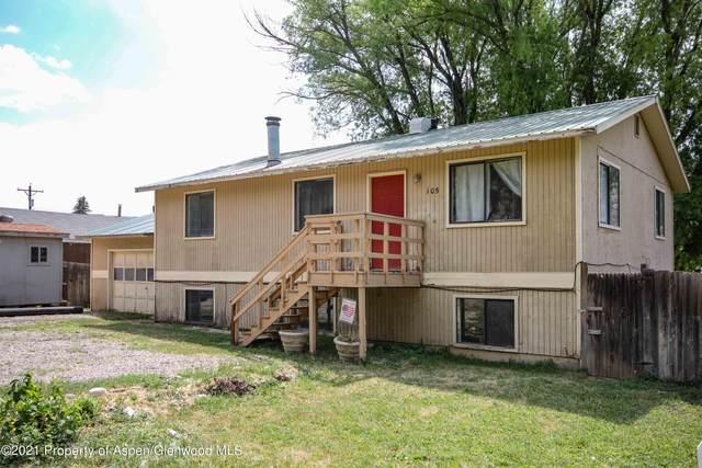 105 Apple Drive, New Castle, CO 81647 (MLS #170565) :: Western Slope Real Estate