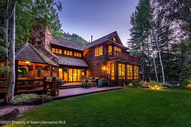 1440 Red Butte Drive, Aspen, CO 81611 (MLS #170671) :: Aspen Snowmass | Sotheby's International Realty