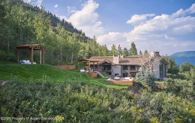 931 N Hayden Drive, Aspen, CO 81611 (MLS #170792) :: The Weber Boxer Group   Douglas Elliman