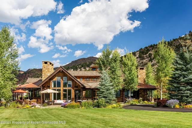 725 Aspen Valley Downs Road, Woody Creek, CO 81656 (MLS #171025) :: The Weber Boxer Group | Douglas Elliman