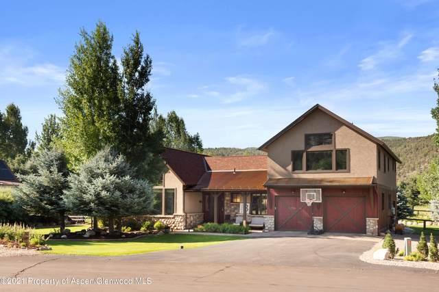 311 Sunflower Loop, Carbondale, CO 81623 (MLS #171057) :: The Weber Boxer Group   Douglas Elliman
