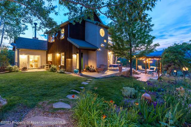 207 Cains Lane, Carbondale, CO 81623 (MLS #171072) :: Aspen Snowmass   Sotheby's International Realty