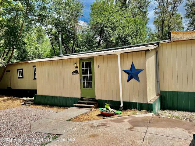 250 County Road 127 #4, Glenwood Springs, CO 81601 (MLS #171189) :: The Weber Boxer Group | Douglas Elliman
