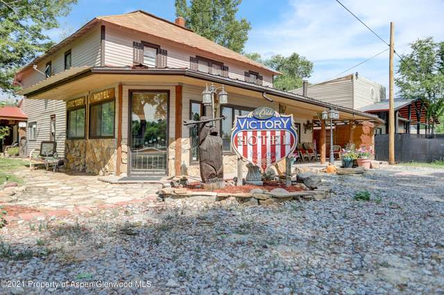 241 Lowell Street, Maybell, CO 81640 (MLS #171231) :: Roaring Fork Valley Homes