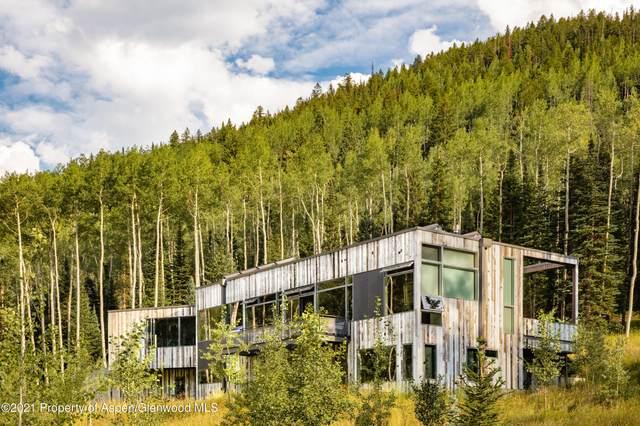 TBD & 82 Winding Way Road, Aspen, CO 81611 (MLS #171391) :: The Weber Boxer Group   Douglas Elliman