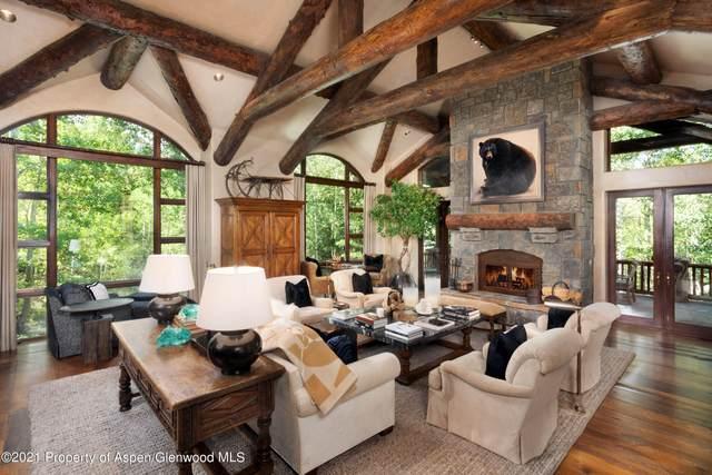 389 Pine Crest Drive, Snowmass Village, CO 81615 (MLS #171492) :: The Weber Boxer Group | Douglas Elliman